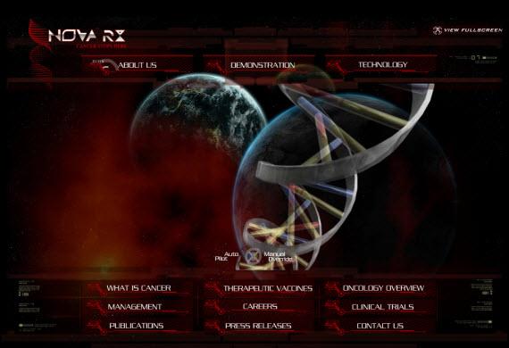 nova-rx-futuristic-webdesigns-from-deviantart