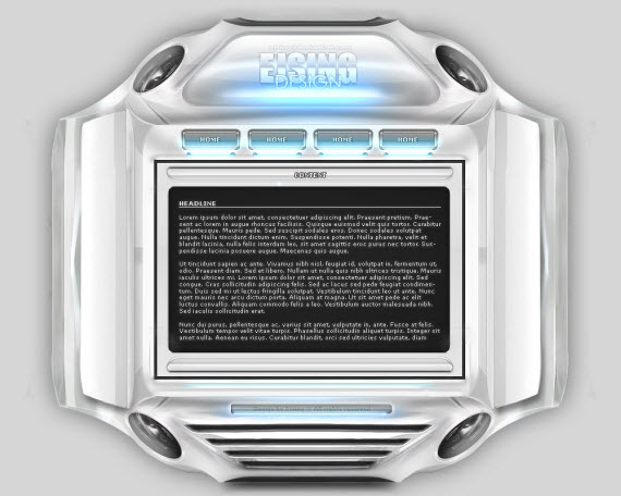 shine-layout-futuristic-webdesigns-from-deviantart