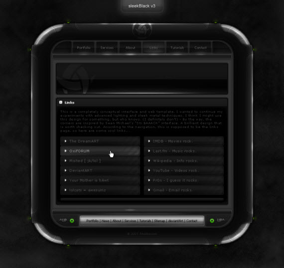 sleekblack-v3-futuristic-webdesigns-from-deviantart