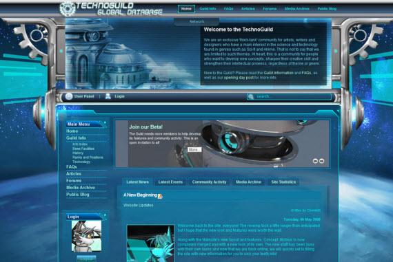 technoguild-universal-2-futuristic-webdesigns-from-deviantart