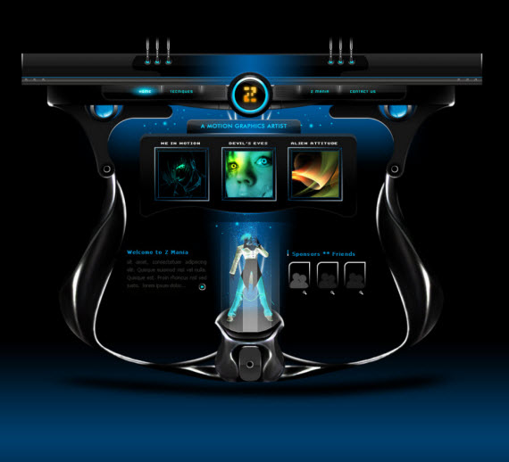 z-mania-futuristic-webdesigns-from-deviantart