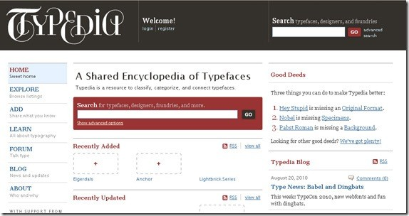 typedia-Typography-Font-Related-Blogs