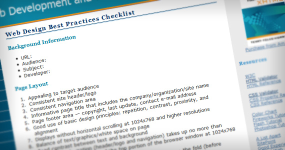Best-practises-useful-web-design-checklists