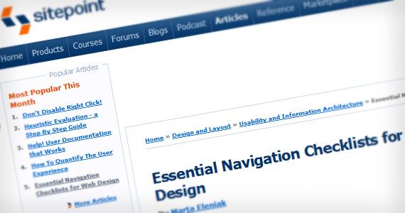 Essential-navigation-useful-web-design-checklists