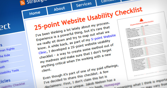 Point-website-usability-useful-web-design-checklists