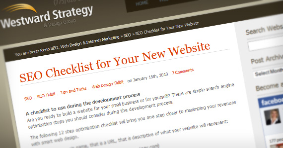 Seo-new-website-useful-web-design-checklists