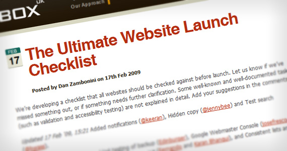 Ultimate-launch-useful-web-design-checklists