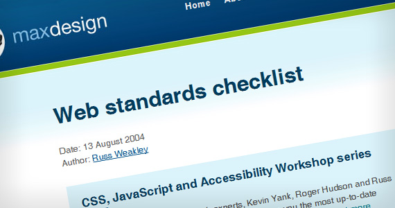 Web-standarts-checklist-useful-web-design-checklists