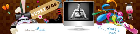 1 Think Design Develop Polish Vunky Blog 1284366520739 45 Ejemplos de ilustraciones en páginas web