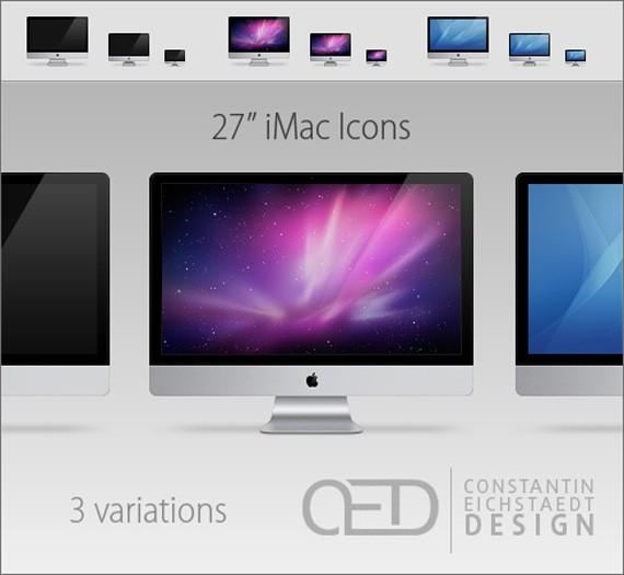 27 iMac Icon OS X