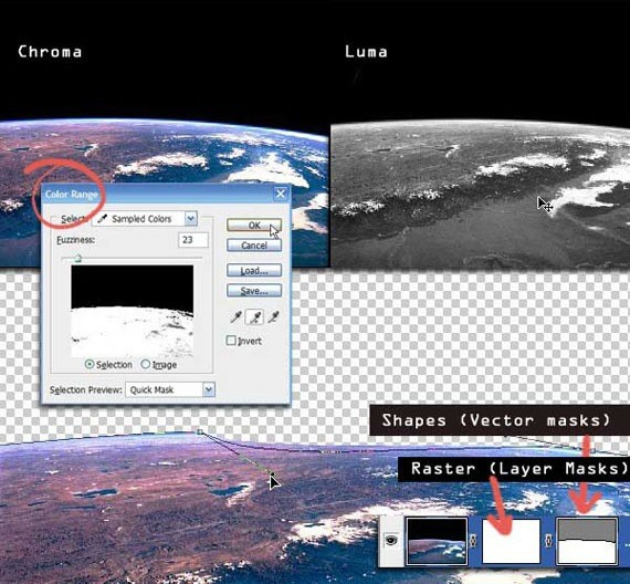 A Comprehensive Introduction to Photoshop Selection Techniques