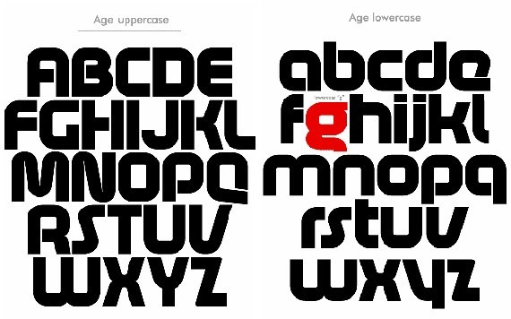 AGE Free Font-new-fresh-fonts