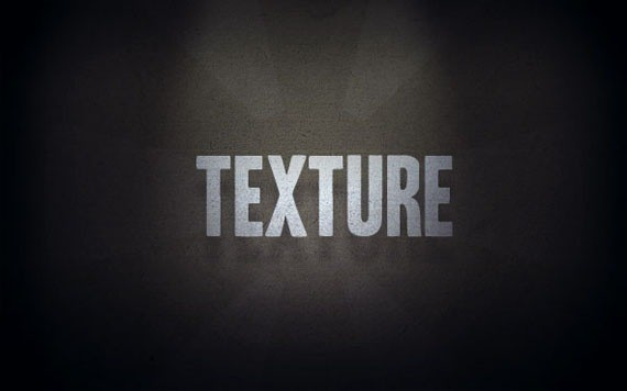 Add Visual Texture 3 Easy Steps