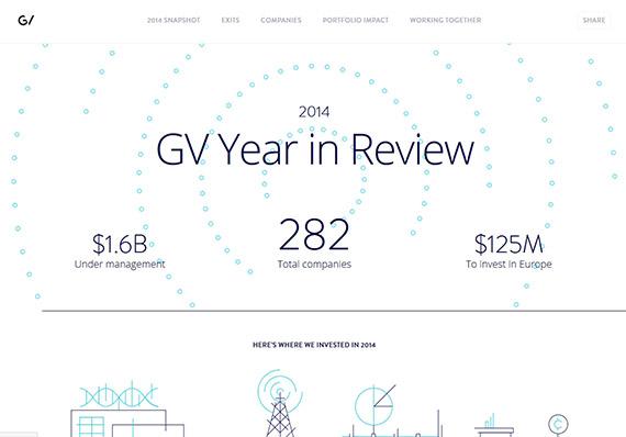 Google-Ventures-single-page-website