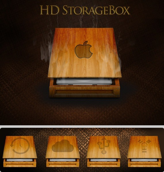 HD StorageBox - add on