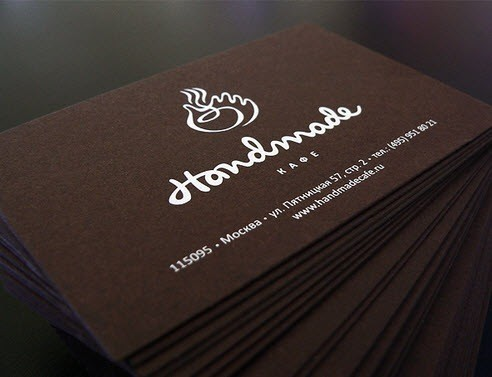 Handmade-minimal-business-cards