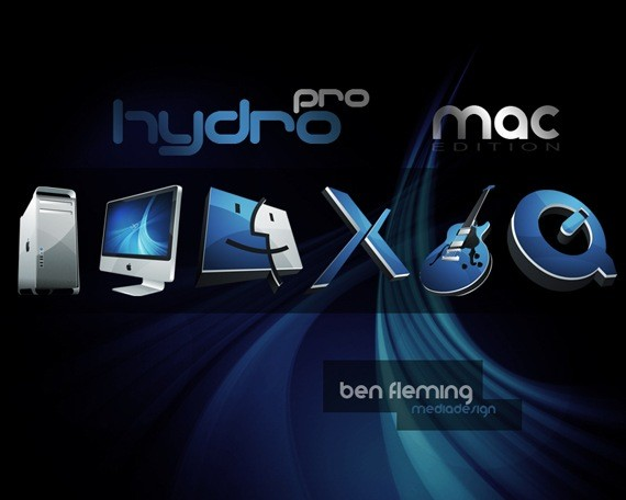 HydroPRO -HP- Mac Edition