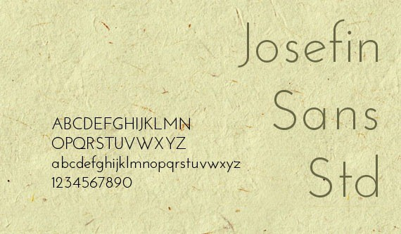 Josefin Sans Serif-new-fresh-fonts
