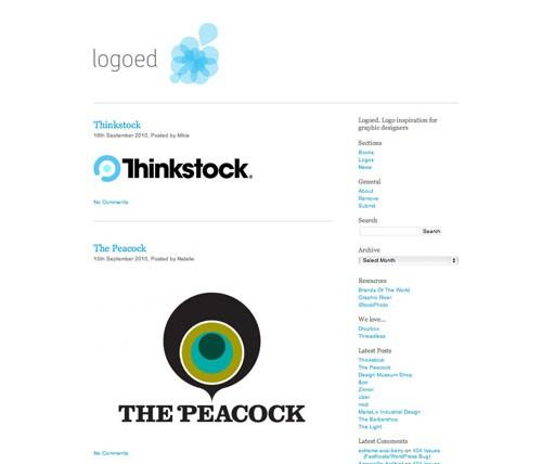 Logoed 20100921 23 Páginas web para inspirarnos con logos