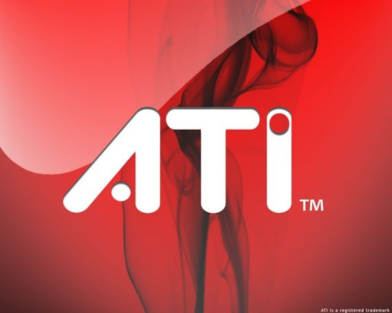 Making the ATI LOGO