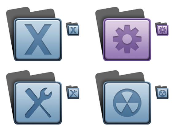 Nimble Folders