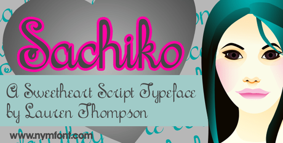 Sachiko-new-fresh-fonts