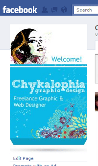 Chykalophia Graphic Design