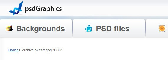 设计师必备!免费下载 PSD 素材的32个网站