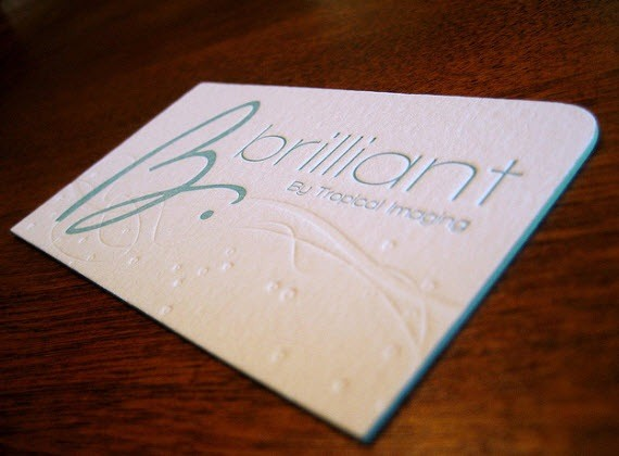 100 beautiful creative and minimal business cards brilliant business card reheart Gallery