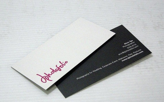 dphotofolio-minimal-business-cards