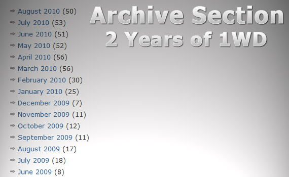 Archive-section-2-years
