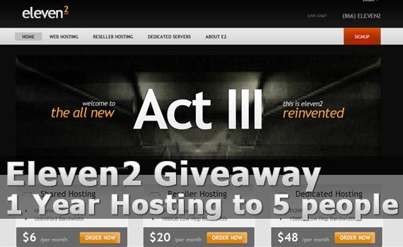 Eleven2-giveaway-promo-banner