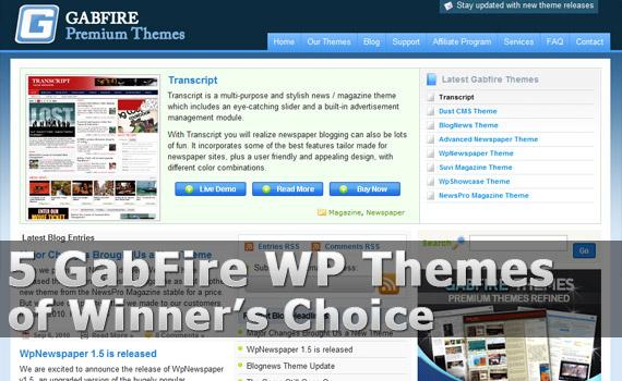 Gabfirethemes-theme-giveaway-deal
