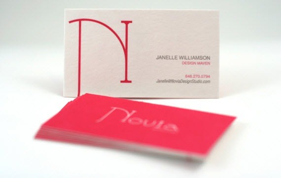 creative minimal business card design inspiration jan-minimal-business-cards