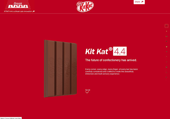 kit-kat-single-page-website