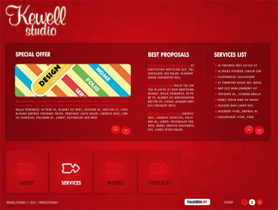 Good Color Combinations In Web Design And It's Meaning!