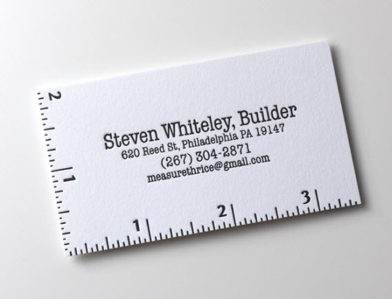creative minimal business card design inspiration steven-white-minimal-business-cards