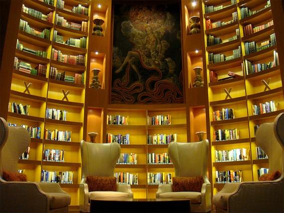 Celebrity Equinox: Library