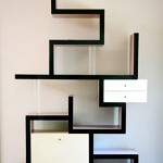 Unusual and Desirable Bookshelves Designs
