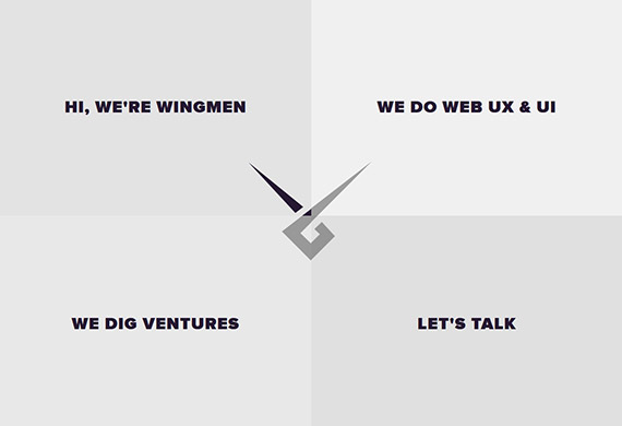 wingmen-single-page-website