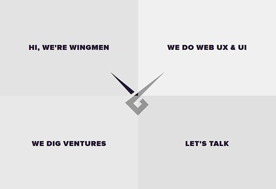 wingmen-single-page-website