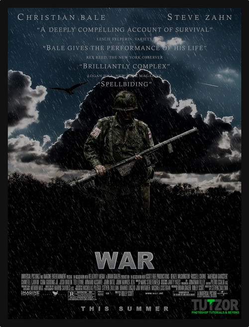 free movie poster maker template