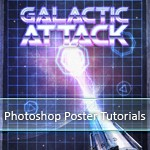 50+ Easy to Follow Photoshop Poster Tutorials