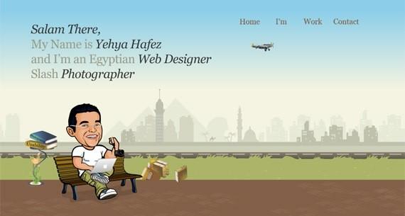 I'm Yehya Hafez