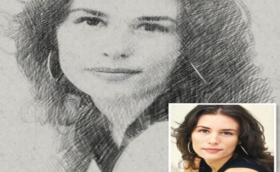 After Effects Pencil Drawing Pencil Sketch Portrait Effect