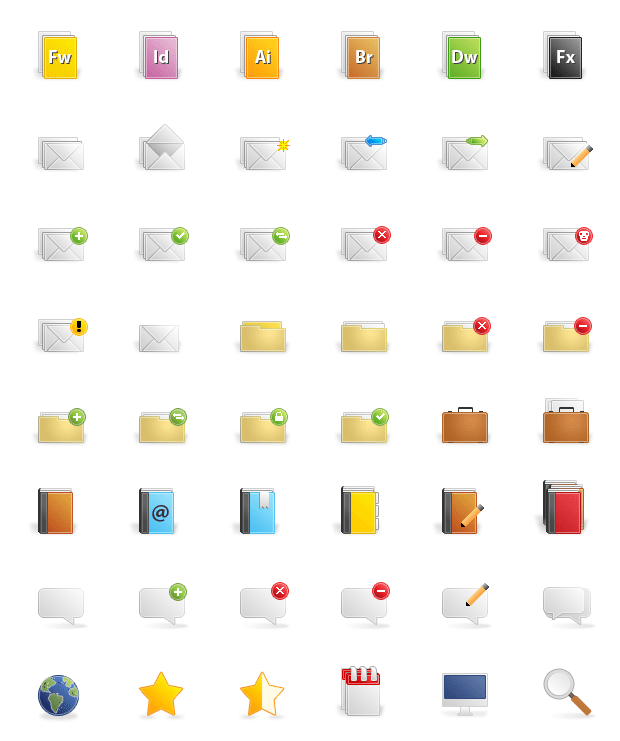 Quartz Icon Pack