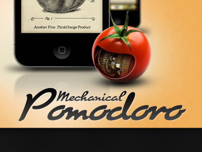 Mechanical-pomodoro-incredible-artworks-dribbble-make-wow