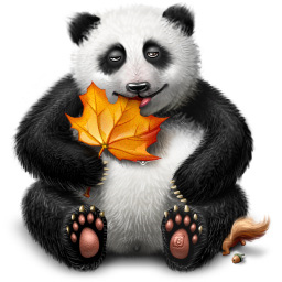 Panda-incredible-artworks-dribbble-make-wow