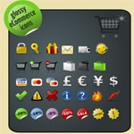 50+ Useful Icon Sets for E-commerce Designs