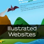 illustrated websites